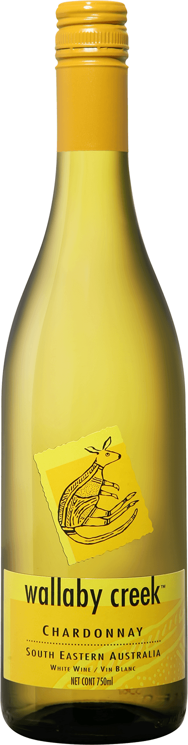 Wallaby Creek Chardonnay, 0.75л