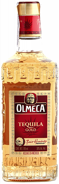 Olmeca Tequila Gold, 0.5л