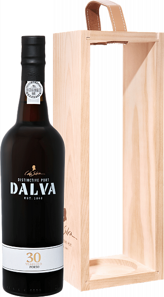 Dalva Porto 30 years old C. Da Silva (gift box), 0.75л